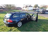 BMW 325i Estate manual