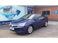 VAUXHALL ASTRA TWIN TOP SPORT (blue) 2009
