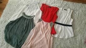 Women's tops size 16 to 18