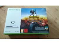 Xbox One S 1tb PUBG - New