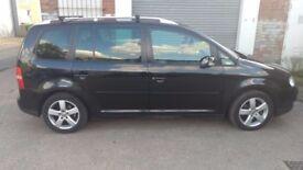 Volkswagen Touran 2.0 tdi sport 12 months MOT 7 seats low miles top spec