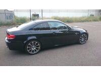 2007 E92 BMW M3 Coupe - Jerez Black - 53000 miles - Full BMW Service History - Manual