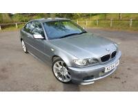 BMW 320 CI 2.2 M Sport, 2004, 56k, Long Mot, Leather Interior & HPI Clear £2795 Reduced