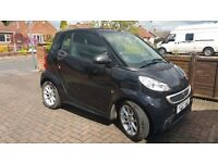 2013 Smart Fourtwo Convertible for sale
