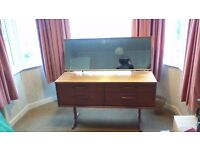'Austin Suite' Dressing Table with Mirror