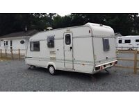 Nice clean sited caravan to rent in quite secluded area. 4 berth