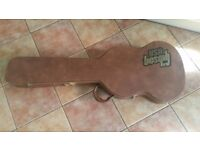 Gibson SG Hard Case with Vail