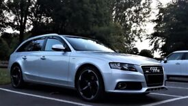 audi a4 2.0 tdi 120hp 6 speed manual gearbox