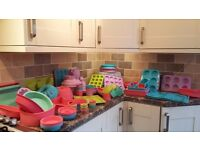 Silicone Bakeware Collection - over 110 pieces