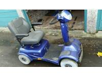 Xtra large mobility scooter