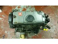 Citroen /peugeot Engine 1.4 8v