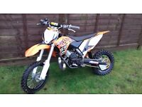 For Sale KTM 65 cc 2014