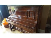 CHAPPELL LONDON UPRIGHT PIANO - GORGEOUS WALNUT CASE