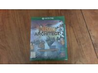 xbox one game Prison Architect new sealed