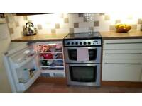 Integrated under counter fridge and under counter freezer for sale