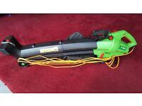 FLORABEST Electric Leaf Blower Vacuum FLB 3000