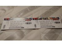 Slam Dunk South 2x Tickets under face value