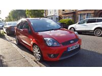 Ford Fiesta ST for sale - excellent condition and very low mileage
