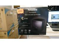 Black 🖤 Hotpoint microwave