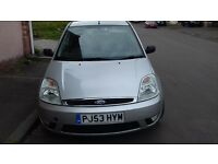 2004 2004 FORD FIESTA 1.4 PETROL MOT TILL APRIL 2018 EXCELLENT CONDITION DRIVES REALLY WELL