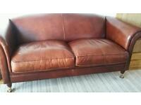 Wanted laura ashley leather sofa or other