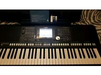 Yamaha psr s950 arranger