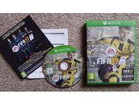 Xbox one game EA Sports FIFA 17