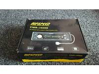 Ripspeed mobile entertainment CMR i4000 car radio