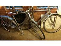 Specialized Globe Daily 2 womens bike - 7 speed Shimano hub gears. Hardly used needs some tlc Offers