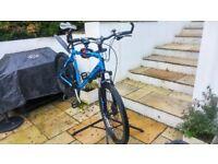 Trek 3500 Blue 52cm Mountian Bike Large