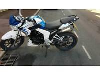 Opportunity Low millage Lexmoto venom 125cc
