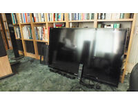 "Sony 46"" HD 3D Smart TV. Model KDL - 46HX753"