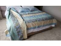 Designers Guild Throw and Small Pillow Shams