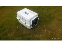 Dog or Cat Cargo Carrier / Airline Flight Kennel
