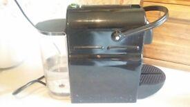 Magimix Nespresso Inissia 2 Cups Coffee Maker - Black
