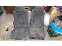 Ford Escort Van Front Seats