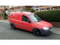 Vauxhall combo 1.7d van spares or repair