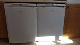 Hotpoint under counter Freezer