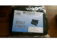 Boot liner/ car seat cover
