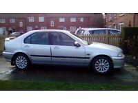 Rover 45, Diesel.