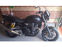 For sale Yamaha XJR 1300 2015 as new condition