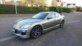 2009 Mazda RX8 R3 - Recent engine rebuild, new clutch and gearbox/