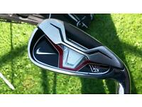 Nike vrs golf clubs plus nike bag
