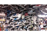 Converse All Star,Nike,New Balance, Adidas used shoes