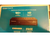 Humax Freesat Set Top Box