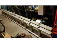 Aluminium Ladders 3m before extending