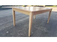 Wooden dining table - can deliver