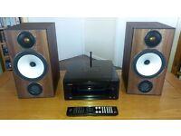 Denon Hifi/Stereo & Monitor Audio BX2 Speakers - RRP £750