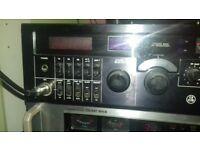 cb radio and desk mics