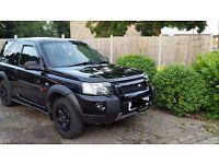 Freelander 1.8 limited edition hard top 4x4 land rover Black